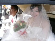 Bạn trẻ - Cuộc sống - Chú rể mang xe tang đi đón dâu và lý do bất ngờ phía sau