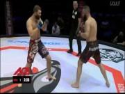 Thể thao - MMA: Đấm cầu vồng kinh điển, đối thủ đổ sập sau 85 giây