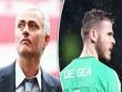 Mourinho dùng De Gea làm  mồi nhử : Câu 4  Sao bự  Real