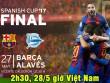 Barcelona - Alaves: Một miếng khi đói  & amp; quà chia tay Enrique