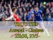 Chi tiết Arsenal - Chelsea: 3 phút 2 bàn thắng (KT)