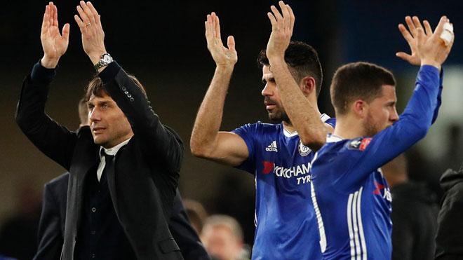 Chelsea thua Arsenal: 3-4-3, Conte lộ gót Achilles
