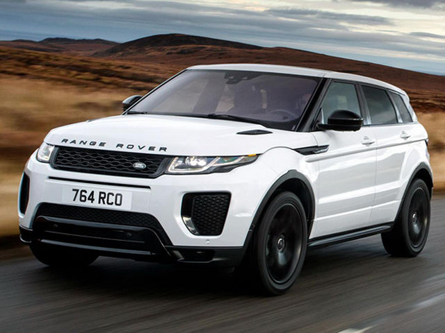 Land Rover Discovery Sport 2018 và Evoque 2018 ra mắt