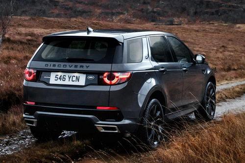 Land Rover Discovery Sport 2018 và Evoque 2018 ra mắt - 4