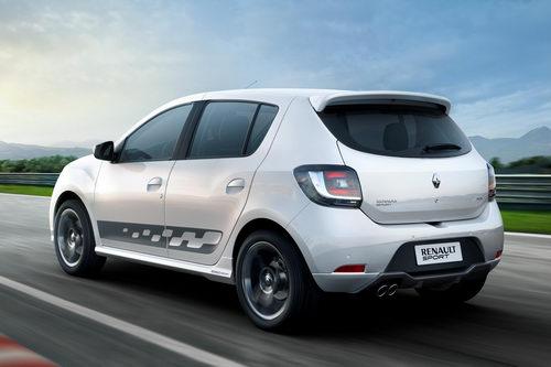 Renault Sandero RS 2.0 có giá chỉ 439 triệu đồng - 3