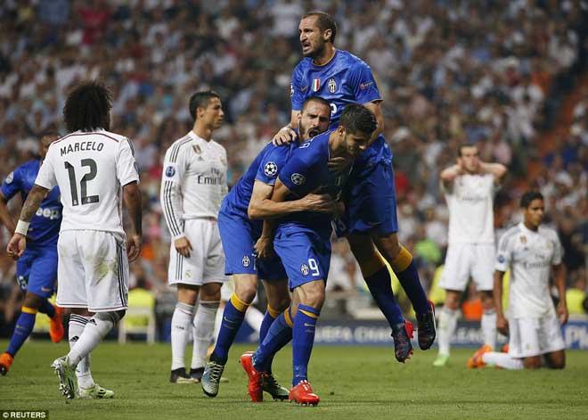 Chung kết cúp C1 Real – Juventus: Cả lịch sử chống lại Real - 2