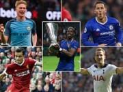 """Bóng đá - Champions League mùa tới: Người Anh vẫn """"ngồi trên đống lửa"""""""