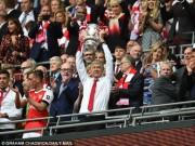 Bóng đá - Wenger rạng ngời đi vào sử sách FA cup, ở lại Arsenal 2 năm