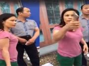 Tin tức trong ngày - Truy tìm người phụ nữ tự xưng nhà báo lăng mạ CSGT
