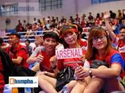 Arsenal vô địch FA Cup,  giáo sư  Wenger lại được fan Việt tin tưởng