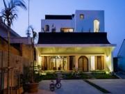 Căn nhà  hiện đại - quá khứ  cho gia đình 3 thế hệ