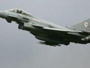 Chiến đấu cơ Anh chặn máy bay Nga xâm phạm không phận