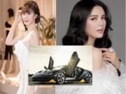Thời trang - Ngọc Duyên có siêu xe 70 tỷ, giàu hơn cả Lý Nhã Kỳ?