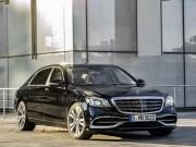 Mercedes-Benz S-Class 2018 có giá từ 2,24 tỷ đồng