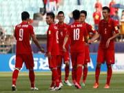 Bóng đá - U20 Việt Nam ngẩng cao đầu chia tay U20 World Cup 2017