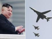 Triều Tiên dọa  phá hủy giấc mơ hoang dại  của máy bay Mỹ