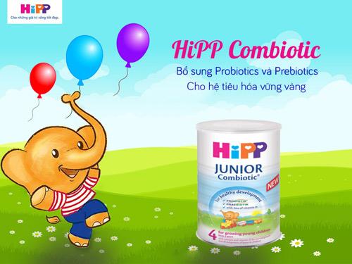 Bổ sung Probiotic, Prebiotic và tăng cường hệ miễn dịch cho bé - 2