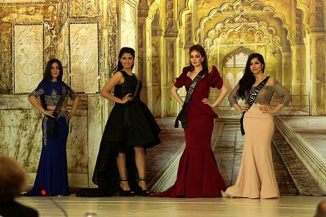 """Hoa hậu Iraq vượt qua """"bão tố"""", đăng quang trong nước mắt - 11"""