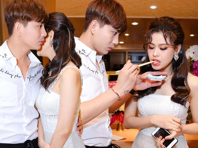 Trương Quỳnh Anh bật khóc vì Tim phản đối vợ phẫu thuật thẩm mỹ - 8