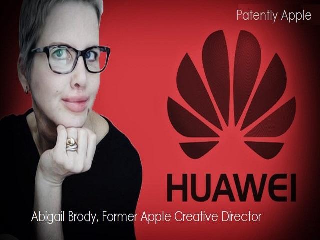 Cựu Giám đốc sáng tạo Apple rời Huawei