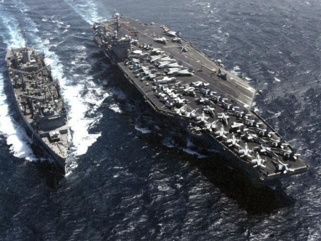Vì sao Mỹ cần 3 tàu sân bay hạt nhân áp sát Triều Tiên?