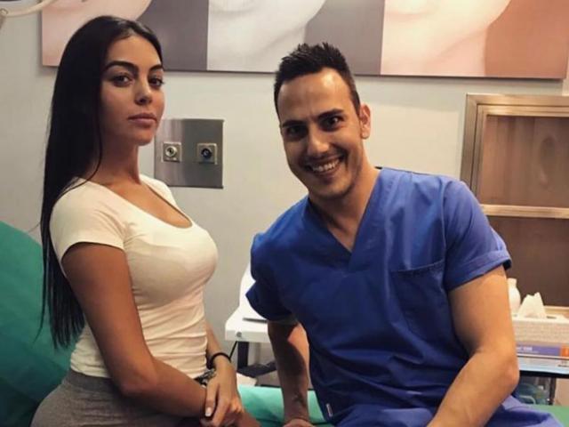 Mẹ chồng nói không mang bầu, bồ Ronaldo đi gặp bác sỹ