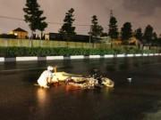 Hai người thương vong trong cơn mưa như trút nước