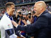 """Chung kết Cúp C1 Real - Juventus: Zidane tung 6  """" chiêu độc """"  giải lời nguyền"""