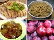 4 món ăn  diệt sâu bọ  miền nào cũng có trong dịp Tết Đoan Ngọ