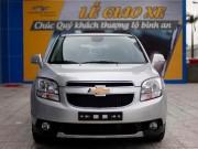 Tư vấn - Chevrolet Orlando LT giá 639 triệu đồng tại Việt Nam