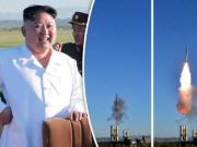 Kim Jong-un tươi cười thị sát hệ thống phòng không mới
