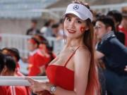 Fan nữ hot nhất trận U20 Việt Nam-Honduras khiến dân mạng săn lùng