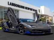 Cận cảnh Lamborghini Centenario giá 43,1 tỷ đồng