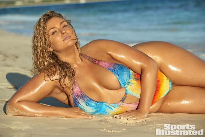 """Gục ngã với dàn mỹ nữ diện bikini vẽ """"thả rông"""" nô đùa trên đảo vắng - 5"""