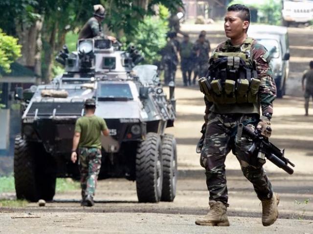 Lộ kế hoạch IS thiêu thành phố Philippines trong biển lửa