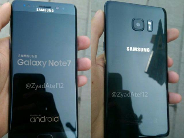 Galaxy Note 7 tân trang lộ điểm hiệu năng không kém Galaxy S8 - 3