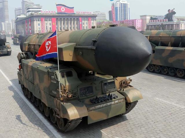 Triều Tiên tuyên bố đầu đạn tên lửa mới bắn rất chính xác