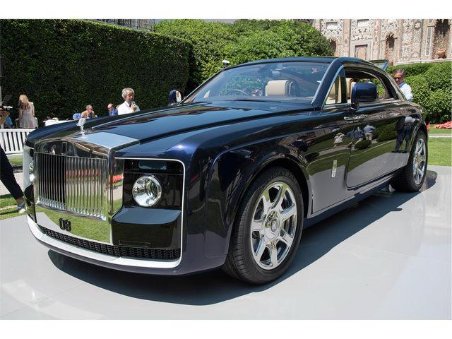 Sweptail: Chiếc Rolls-Royce có một không hai