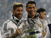 Bóng đá - Chung kết cúp C1 Real – Juventus: Ronaldo, Ramos mơ kỳ tích