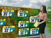 Tin tức trong ngày - Dự báo thời tiết VTV 30.5: Miền Bắc chuẩn bị đón đợt nắng nóng mới