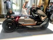 Thế giới xe - Cận cảnh siêu xe ga điện BMW Concept Link