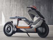 BMW Motorrad Concept Link: Xe tay ga đến từ tương lai