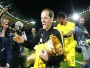 Bóng đá - Tin HOT bóng đá tối 30/5: Dortmund bất ngờ sa thải HLV Tuchel