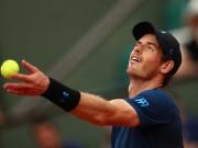 Thể thao - Murray - Kuznetsov: 64 phút choáng váng (V1 Roland Garros)