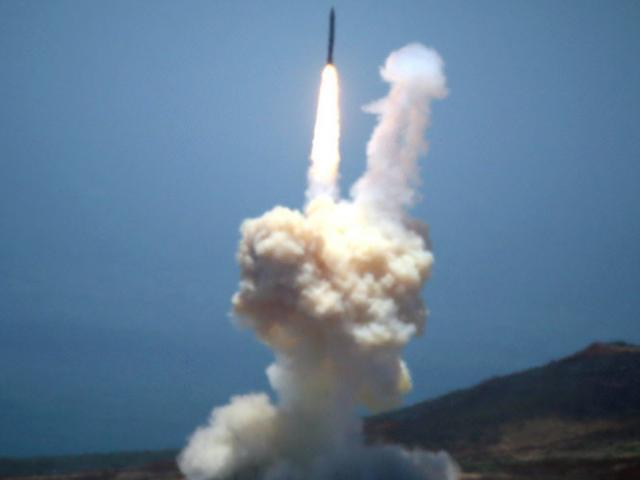 Mỹ thử đánh chặn tên lửa xuyên lục địa kiểu Triều Tiên