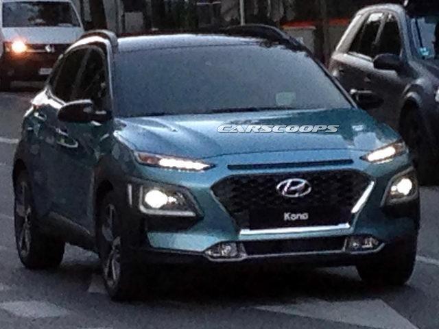 Hyundai Kona sắp về Việt Nam lộ diện hoàn toàn - 1