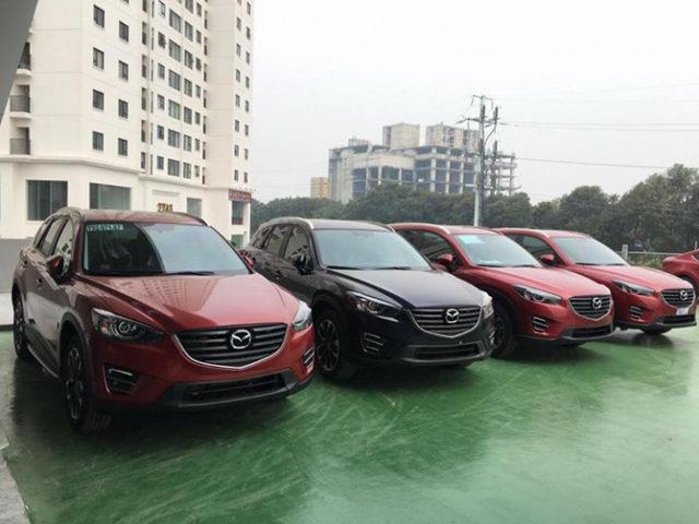 Vì sao Mazda CX-5 chỉ có giá khoảng 800 triệu đồng?