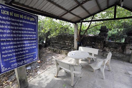 Cận cảnh những cổ mộ của danh tướng, bá hộ Sài Gòn xưa - 6