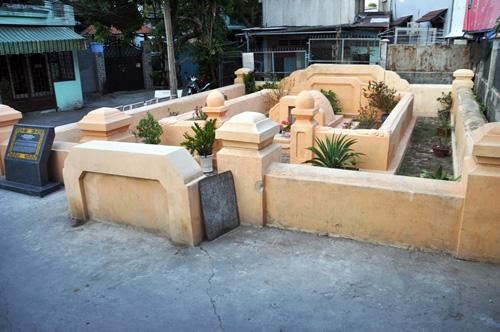 Cận cảnh những cổ mộ của danh tướng, bá hộ Sài Gòn xưa - 10