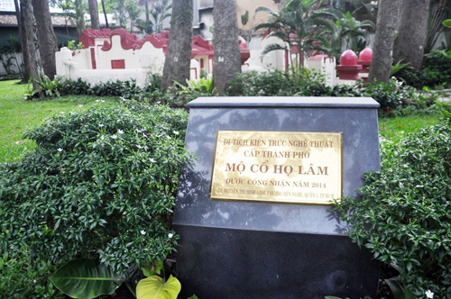 Cận cảnh những cổ mộ của danh tướng, bá hộ Sài Gòn xưa - 13